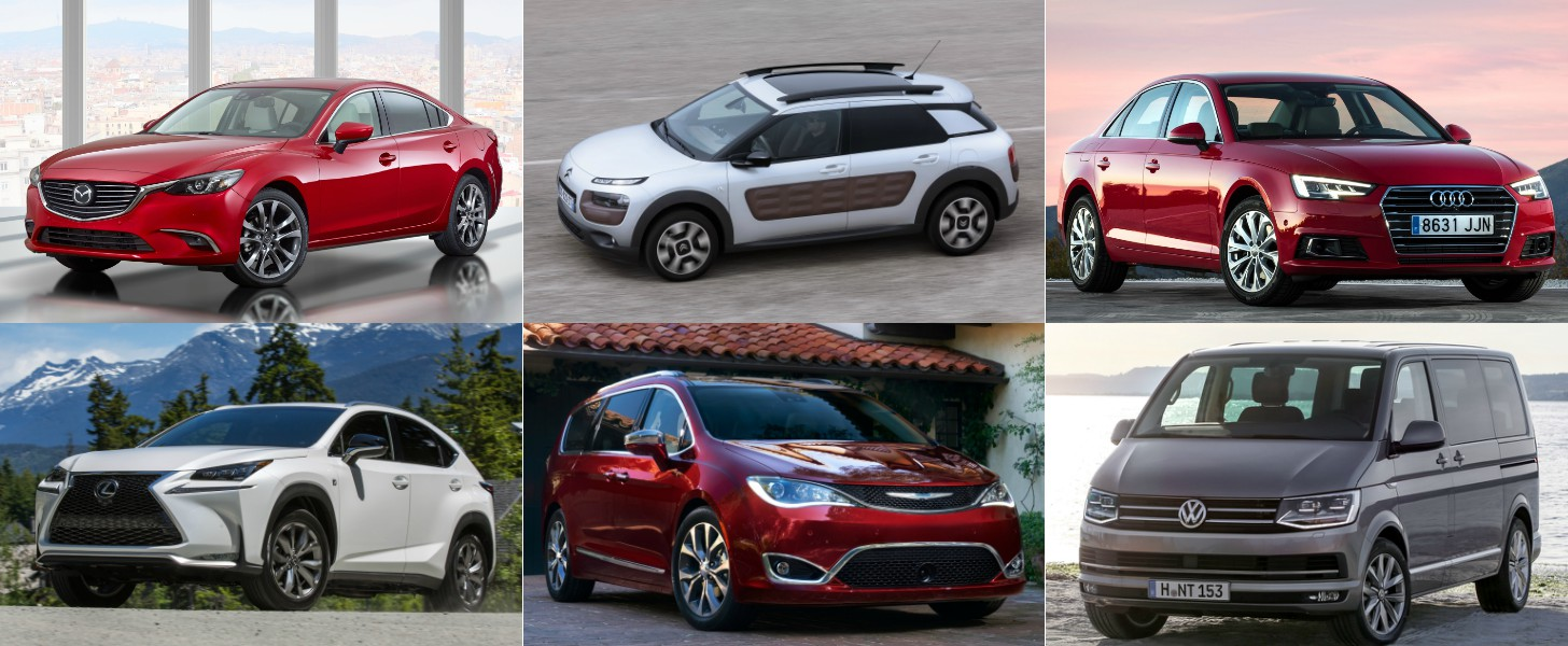 These Are Six Of The Lightest Family Cars In Production Today