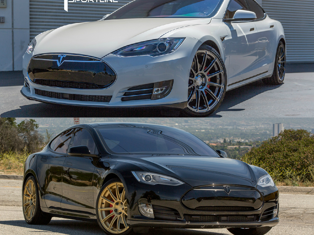 these highly customized tesla model s p85d are on sale autoevolution. Black Bedroom Furniture Sets. Home Design Ideas