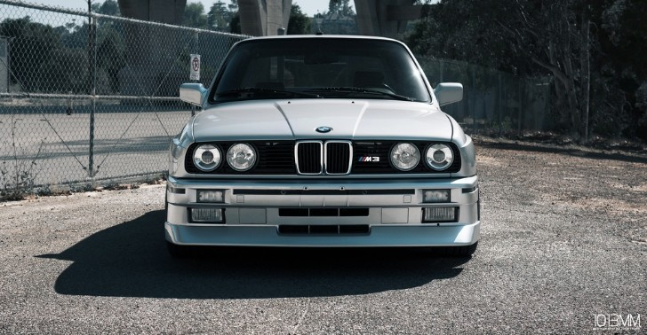 These Photos Do the E30 M3 Justice [Photo Gallery]