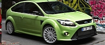 Third-Generation Ford Focus RS Will Have 335 HP