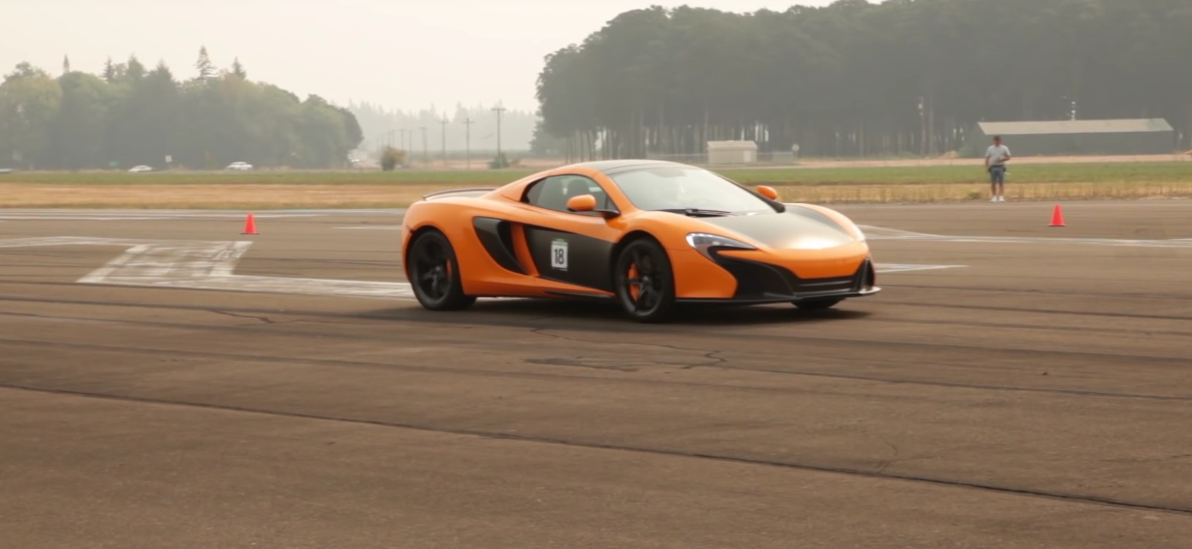 This 12-year old Racing His McLaren 650S Is the Coolest Teenager ...