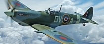 This 1945 Supermarine Spitfire Was Late to the War, Still Looks Ready to Fight