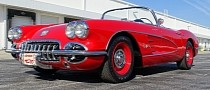 This 1960 Corvette Fuelie Is One of Just 11 Ever Built, Runs Like on Day One