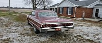 This 1964 Impala SS Is Classic American Muscle Waiting for a New Adventure