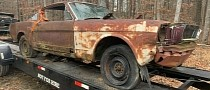 This 1965 Ford Mustang Is the Living Proof Rust Can Be Brutal Sometimes