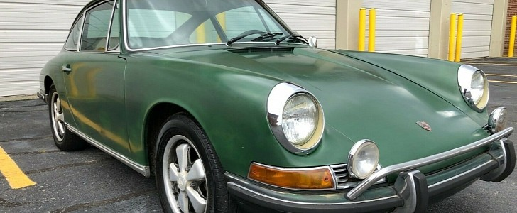 This 1968 Porsche 911 Is the Old Story of an European in America