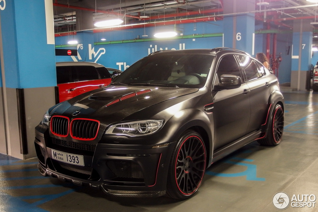 This 670 Hp Hamann Tycoon Evo M Actually Looks Good Autoevolution