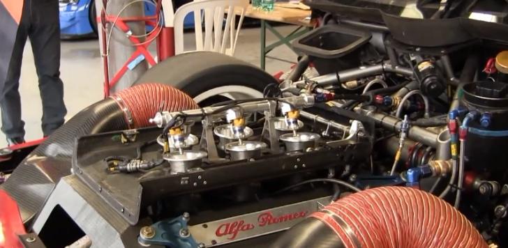 This Alfa Romeo V Engine Will Blow Your Mind Autoevolution - Alfa romeo engines for sale