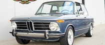 This BMW 2002tii Was Destroyed by Green Day's Lead Singer