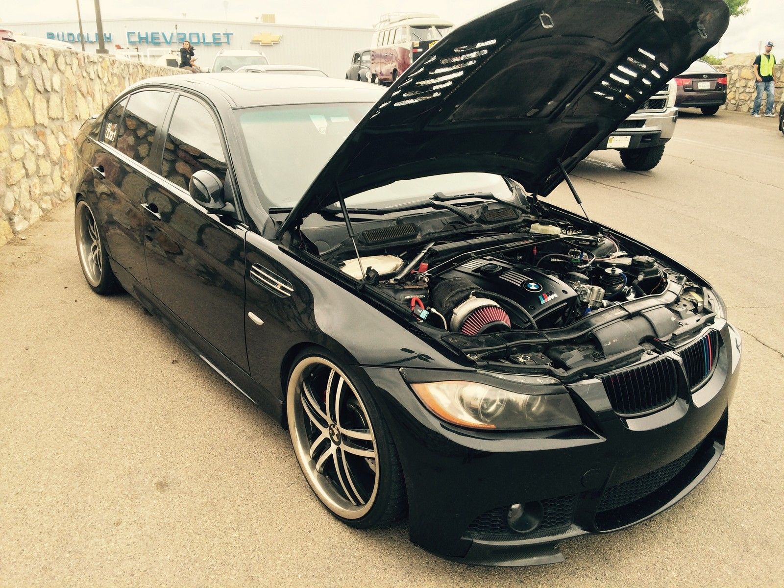 This BMW E I Just Put Down WHP And Lbft Of Torque - Bmw 335i pictures