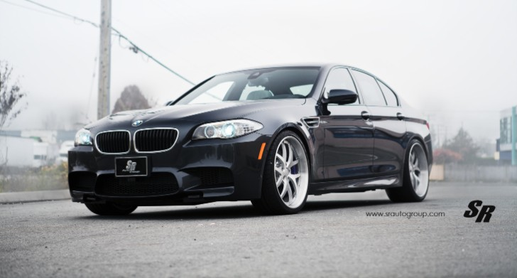 This Bmw F10 M5 Is On A Roll Autoevolution