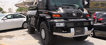 This Brabus Unimog U500 Black Edition Is for Sale [Video]