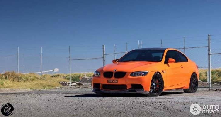 This Custom Bmw E92 M3 Is The Automotive Equivalent Of A