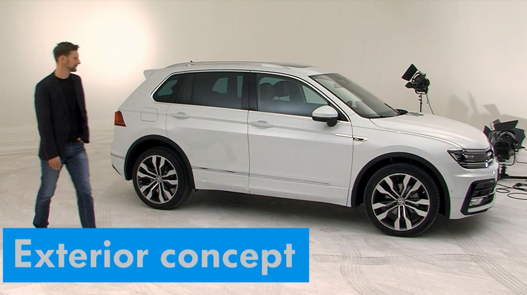 All Types tiguan length : This Designer Explains Why the 2016 VW Tiguan Is Not Boring ...
