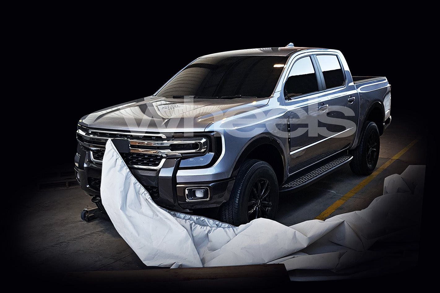 this futuristic pickup truck could be the 2021 ford ranger autoevolution. Black Bedroom Furniture Sets. Home Design Ideas