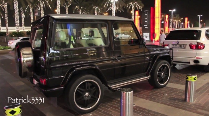 This G 65 AMG With Three Doors is Not What You Think it is [Video]
