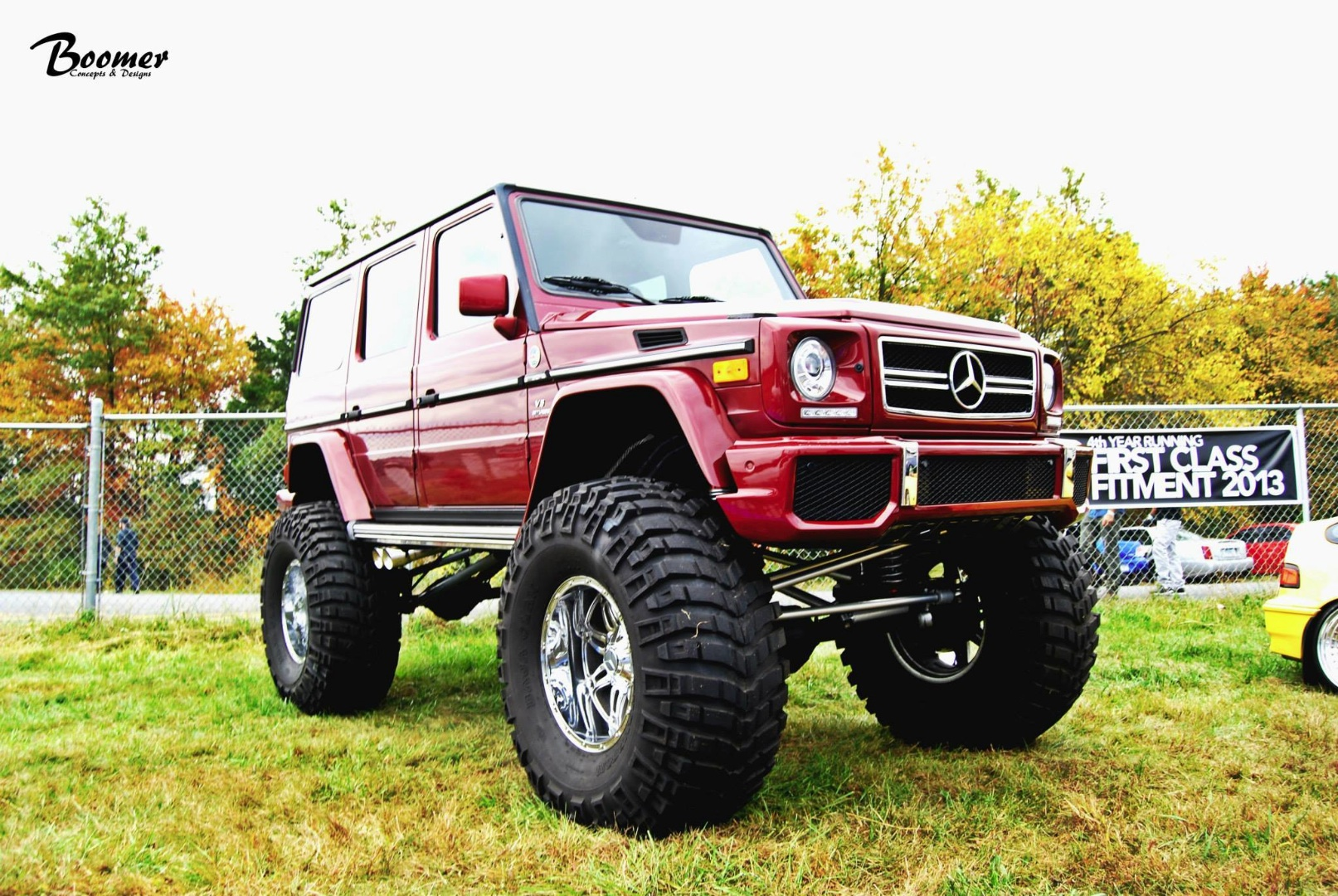This G Class Wants To Become A Monster Truck Autoevolution