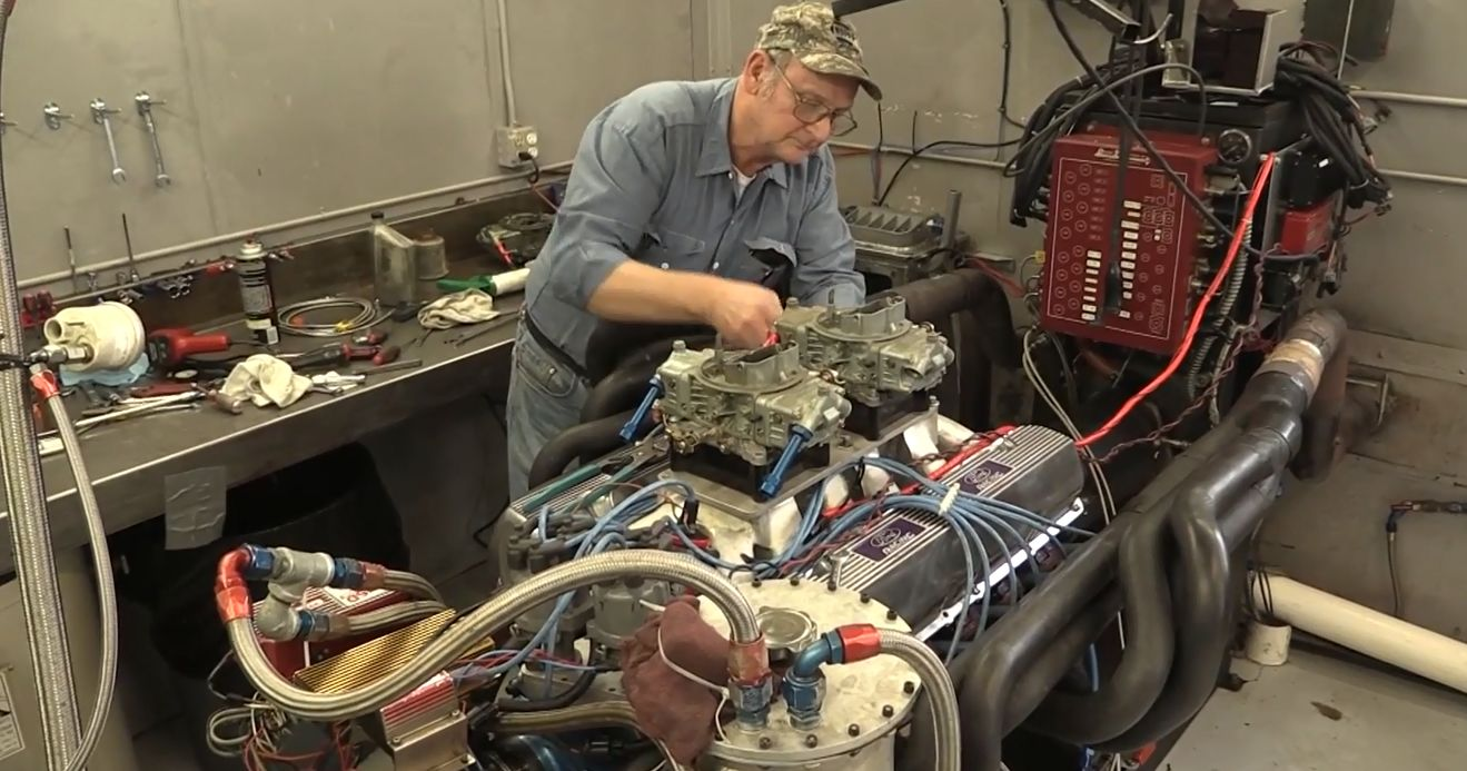 This Guy Built A 697 Hp Ford V12 Engine Out Of Two 302 V8 Blocks Auto Wiring