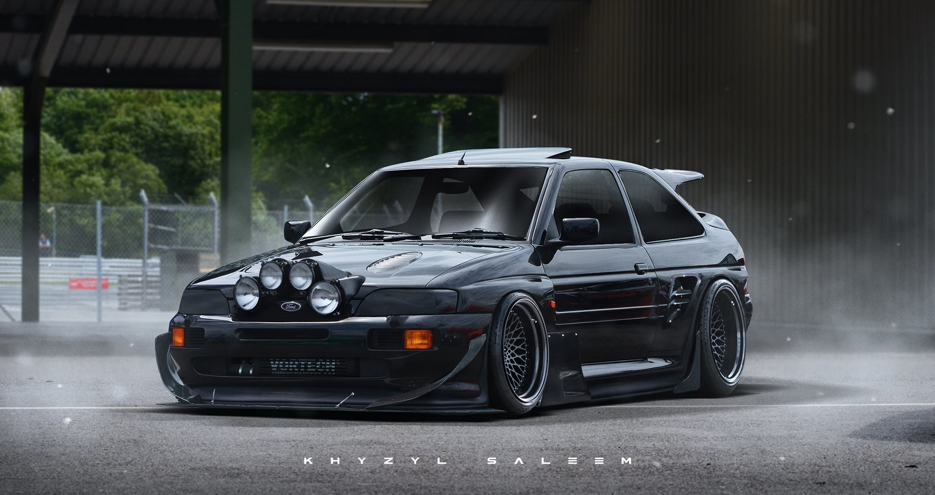 This Guy Makes Amazing Car Renderings On His Lunch Breaks Here S A