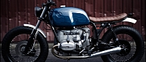 This Has to Be the Cleanest BMW R75/7 Ever Made