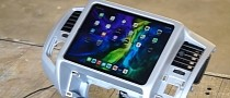 This iPad Dash Mod Is the Christmas Gift Every Tacoma Owner Probably Wants