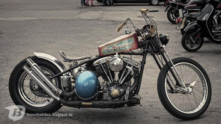 This Is Harley-Davidson Art [Photo Gallery]