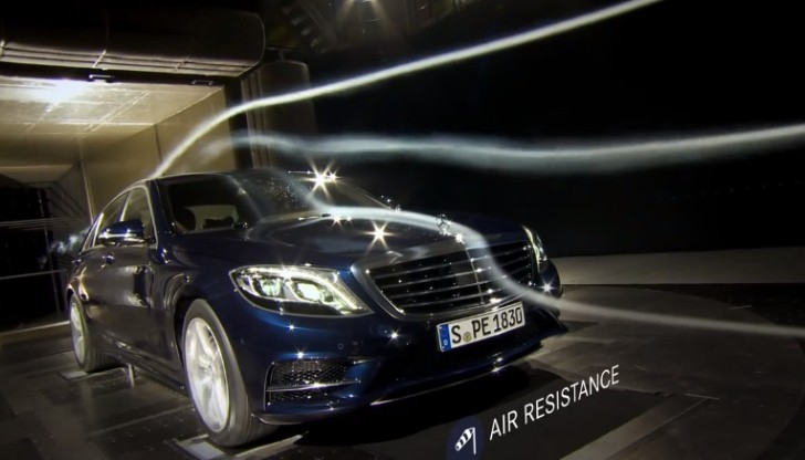 This Is How the 2014 Mercedes S-Class Was Created [Video]