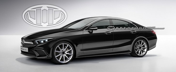 This is How The 2018 Mercedes-Benz CLS-Class Will Look, Mostly