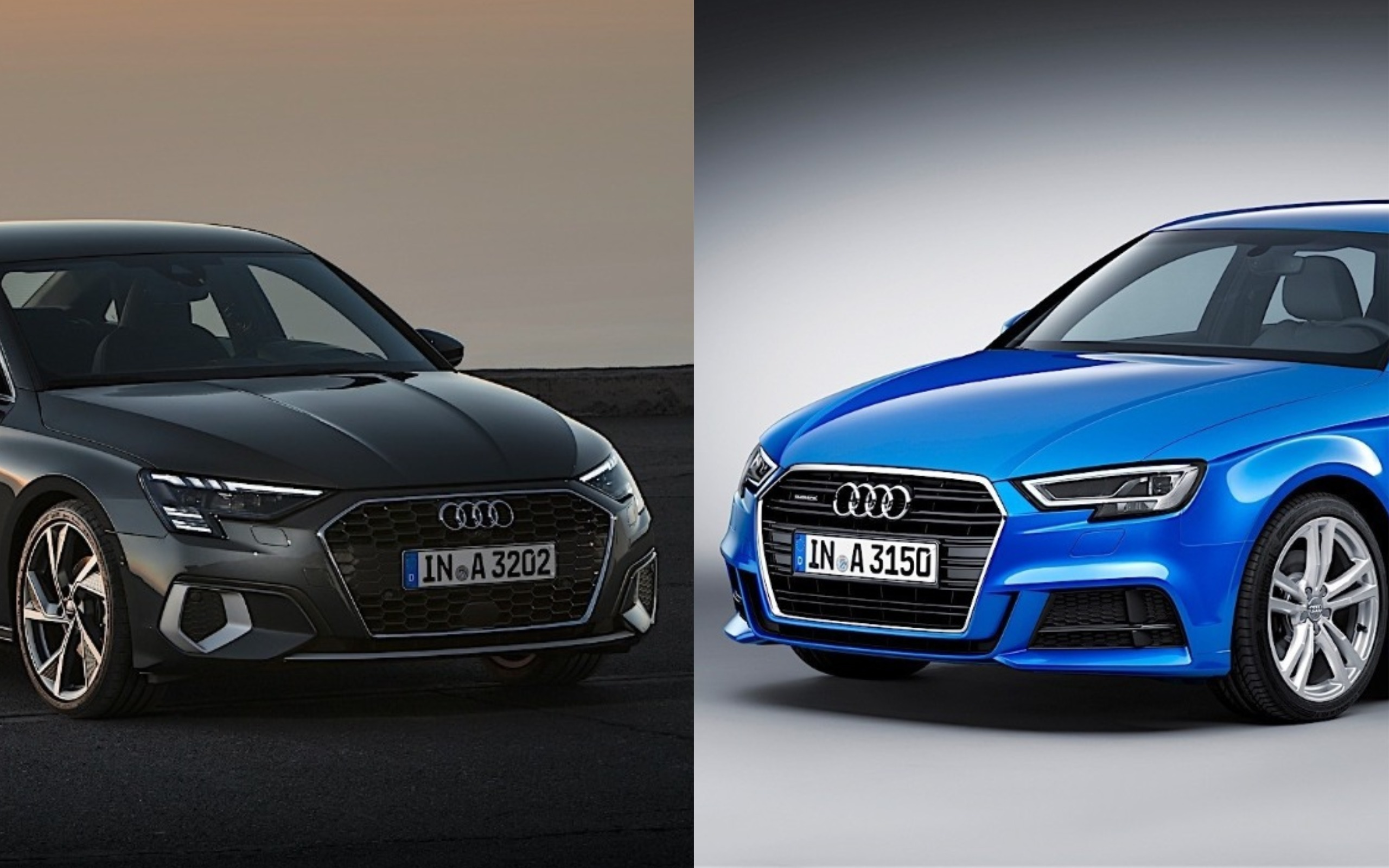 this is how the 2021 audi a3 sedan compares to the