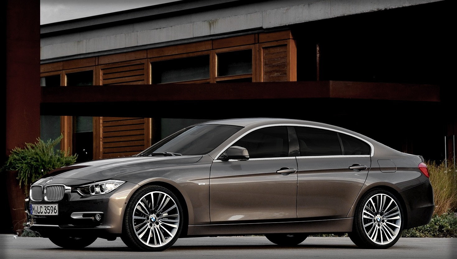 this is how the f36 bmw 4 series gran coupe could look. Black Bedroom Furniture Sets. Home Design Ideas