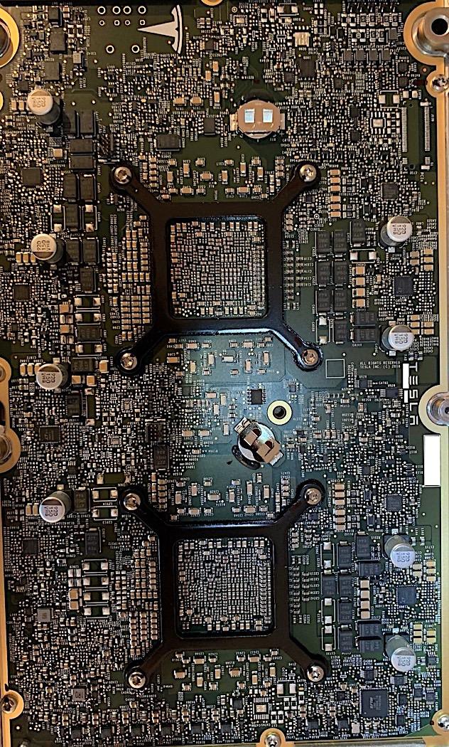 This Is How the Tesla Autopilot Hardware 3.0 Brain Looks ...
