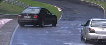 This Is How Tourists Drift on the Nurburgring [Video]