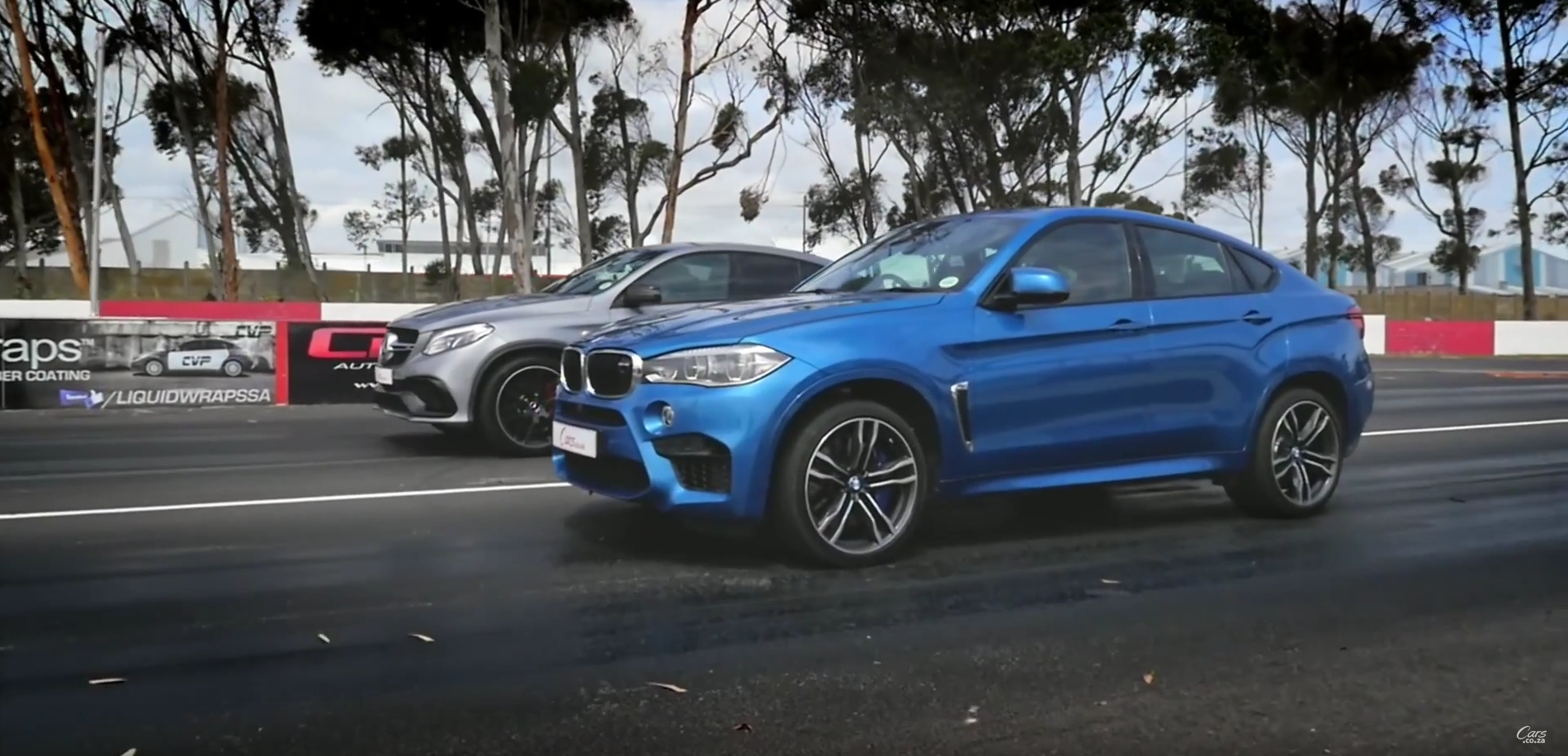 This is it bmw x6 m versus mercedes amg gle 63 s coupe for Mercedes benz gle coupe vs bmw x6