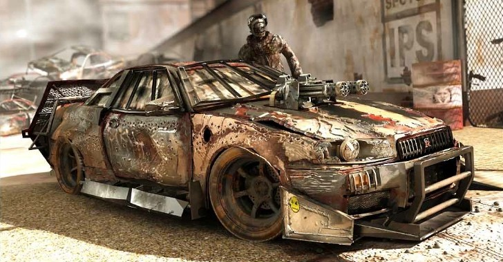 This is Mad Max's GT-R