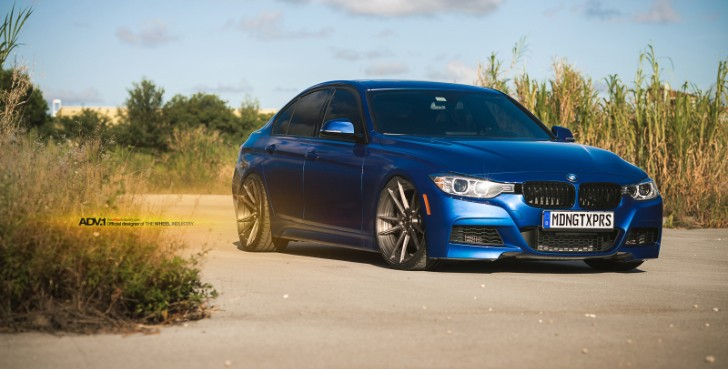 This Is Papa Smurf's BMW [Photo Gallery]