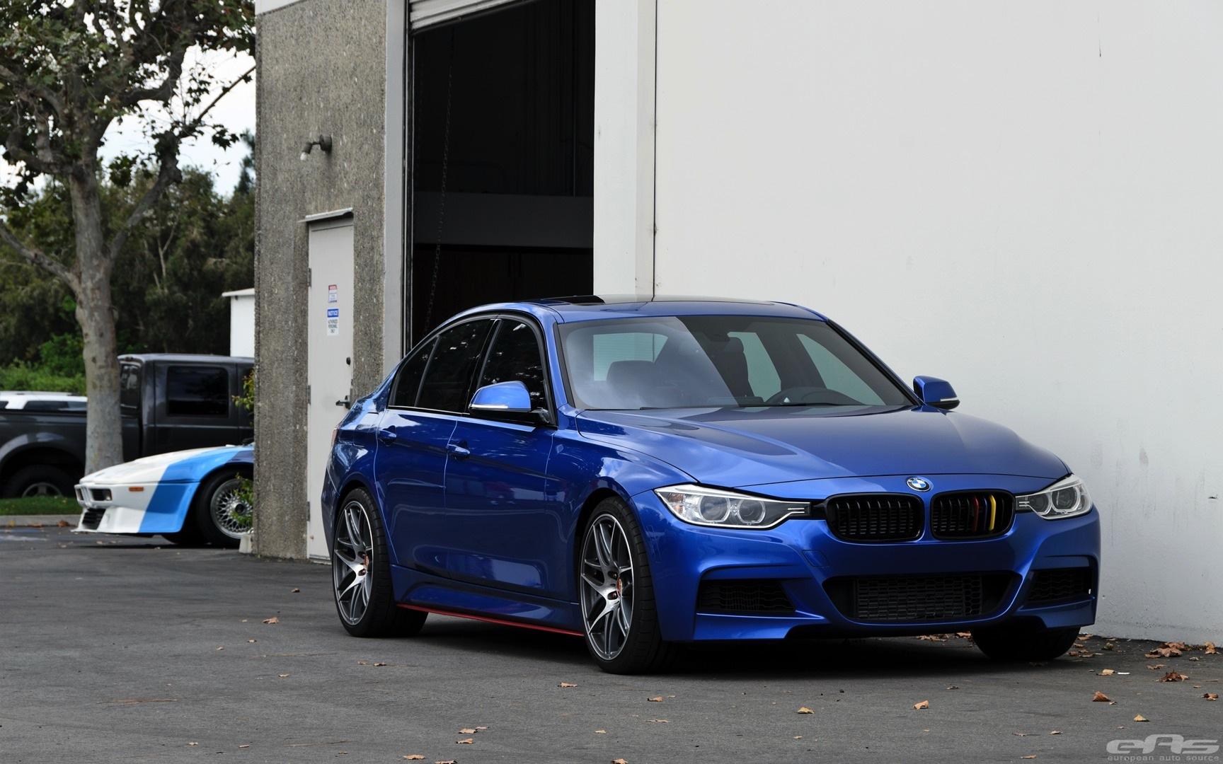 This Is Supermans BMW Series Autoevolution - Blue bmw 3 series