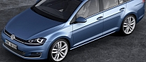 This Is the 2013 Volkswagen Golf Variant and Next Jetta SportWagen