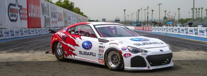 This Is the Fastest Subaru BRZ in the World