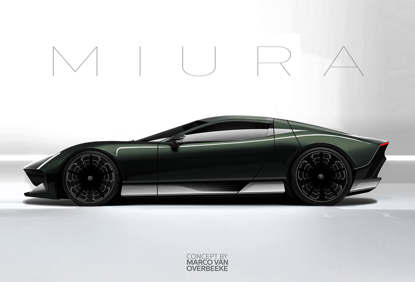This Is The Miura We Could Have If Lambo Weren T Too Busy Building