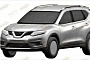 This Is the New Nissan X-Trail - Revealed by Leaked Patent Papers