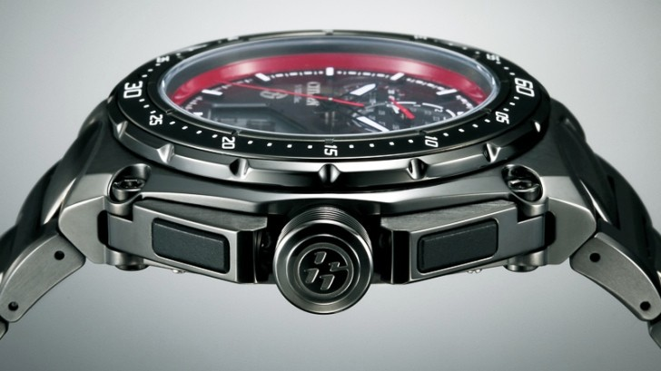 This is the Toyota GT 86 Official Watch [Photo Gallery]