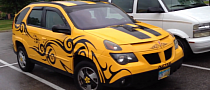 This Is The Ugliest Pontiac Aztek Ever! [Video]