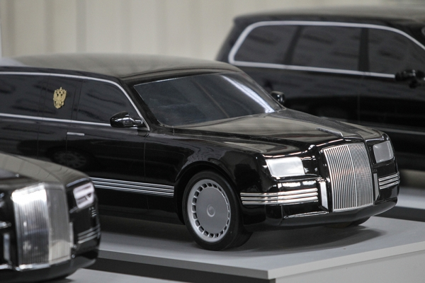 This Is Vladimir Putin S Future Limousine Autoevolution
