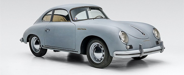 photo of This Is What a 43-Year Ownership Does to the Price of a 1956 Porsche 356A 1500 image