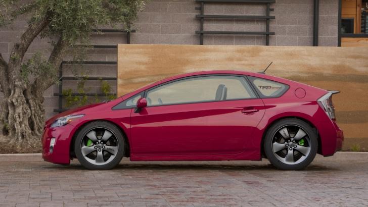 51 photos & This Is What the Prius Range Needs - autoevolution