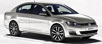 This Is What the VW Jetta Will Look Like in 2015