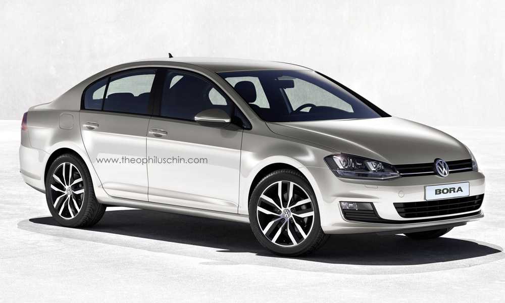 This Is What the VW Jetta Will Look Like in 2015 - autoevolution