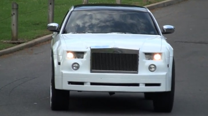 This Isn't a Rolls-Royce! [Video]