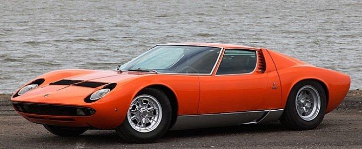 This Lamborghini Miura Fetched More Than Steve McQueen's ...