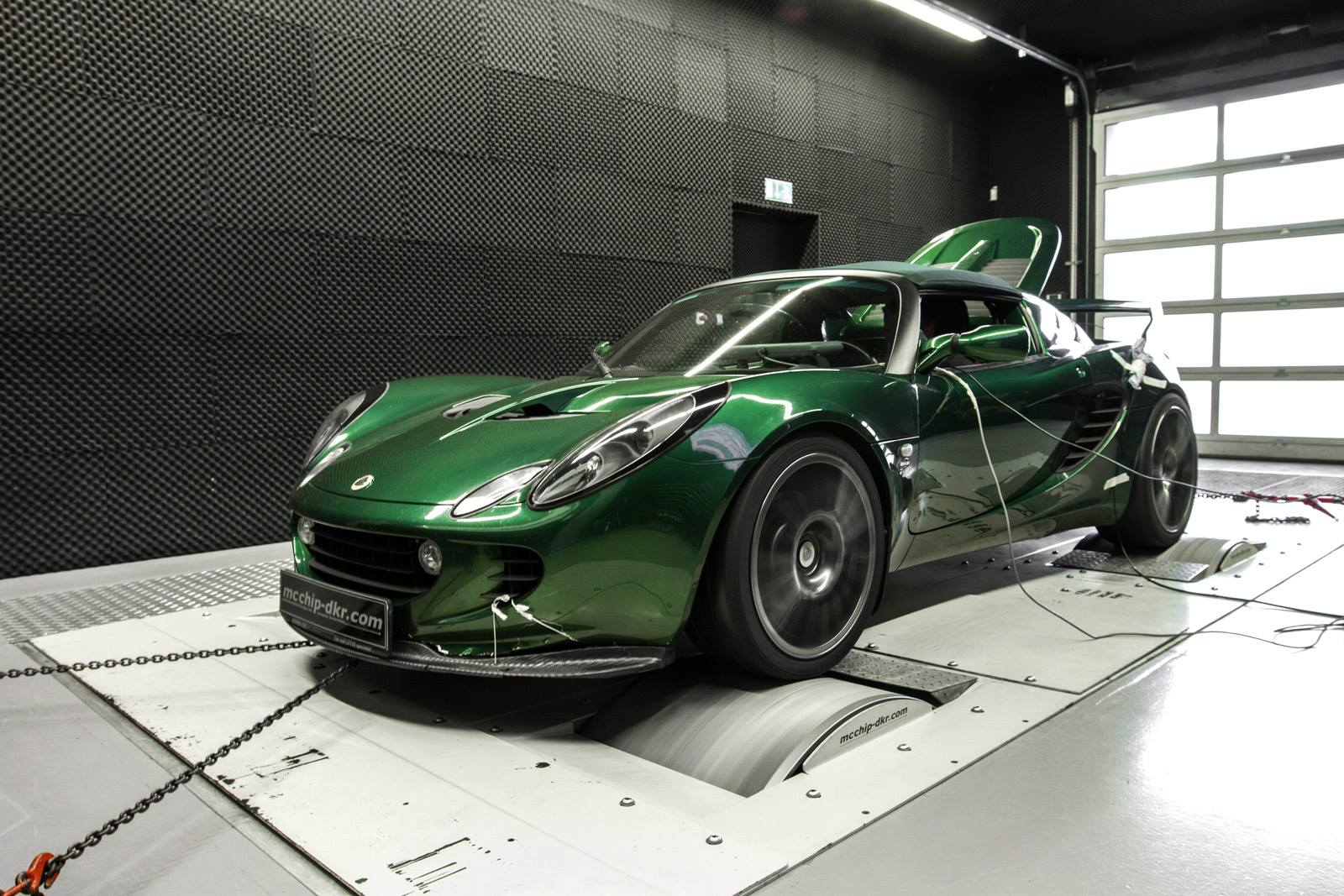 This Lotus Exige Has a Golf GTI 2-Liter Turbo With Over 400 HP ...